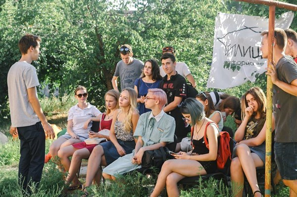 Славянская «Теплиця» вошла в число 5 креативных пространств Донбасса, изменивших его жителей