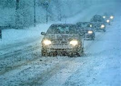 Снегопад усложнил пересечение линии разграничения в Донецкой области
