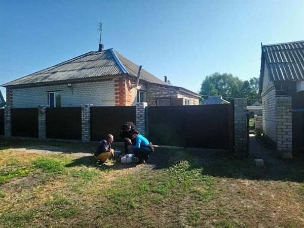 В селі Дробишеве стався замах на життя громадських активістів: на подвірьє їх будинка кинули бойові гранати