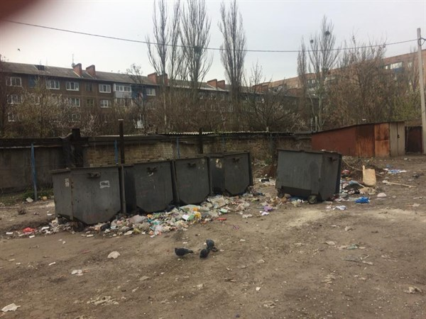 «Каждое утро буду фотографировать и выкладывать»: жительница Славянска возмущена свалкой возле детсада