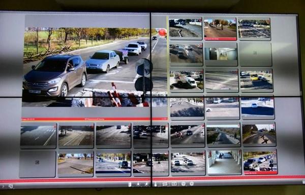 В Славянске установили «умные камеры»: что они умеют и какие правонарушения фиксируют
