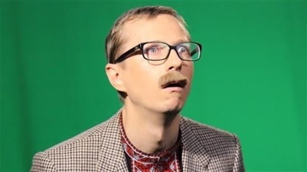 Майкл Щур у Слов'янську: навіщо ведучий «Телебачення Торонто» приїздить у місто