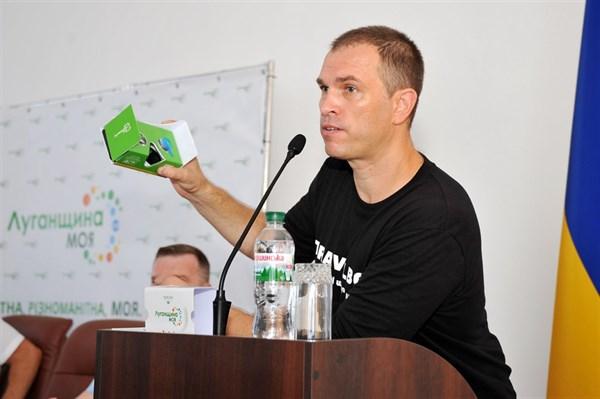 Автор панорамных фото из Святогорска Сергей Орлик создал стартап - TRAVELBOX VR. С его помощью можно отправиться в виртуальное путешествие по востоку Украины