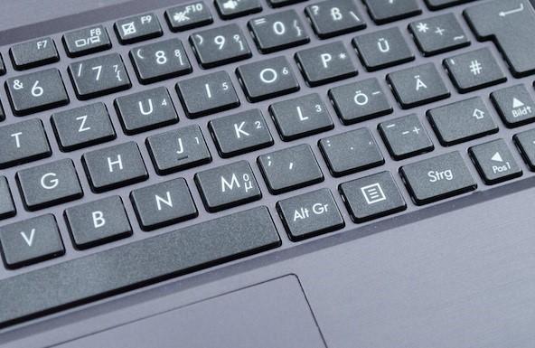Принцип поиска и установки новой лэптоп клавиатуры