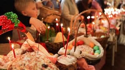 Расписание пасхальных Богослужений в Славянске
