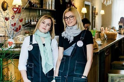 """«Главное - следовать за мечтой», – основательницы HandMade-кофейни """"ПростоКава"""" о развитии собственного дела"""