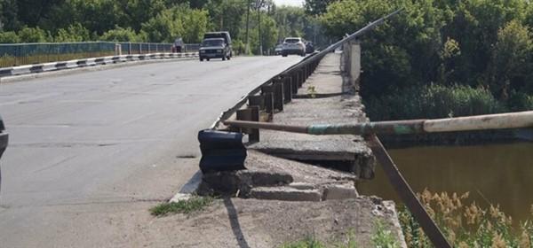 Славянск подаст заявки на ремонт еще двух мостов