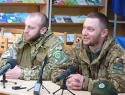 Батальон «Сич» покинул Славянск и продолжит выполнять боевые задачи в Авдеевке