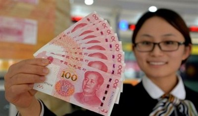 Китайский юань к гривне: где поменять