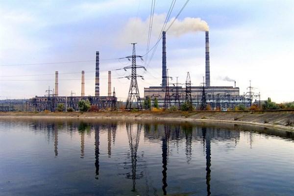 Славянскую ТЭС реконстрируют за 19 миллиардов гривен