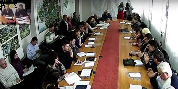 Славянске депутаты и мэр приняли обращение к премьер-министру Владимиру Гройсману