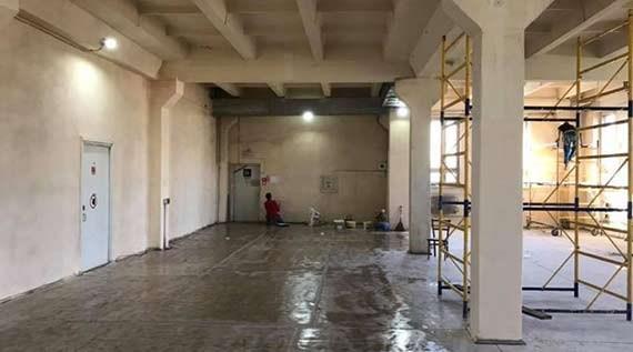 В Славянске появится новое отделение детско-юношеской спортивной школы, туда уже завезли специнвентарь