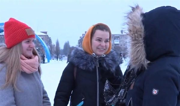 Жители Славянска поделились впечатлениями от новогодних праздников