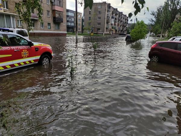 На улице Свободы в Славянске появится новая ливневая канализация
