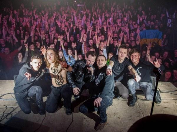В Славянск в субботу с концертом приезжает «Тінь Сонця»