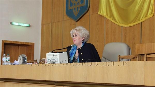 Мэр Славянска Неля Штепа отправилась на прием к губернатору Донецкой области Сергею Таруте, чтобы поговорить о коммунальных предприятиях города