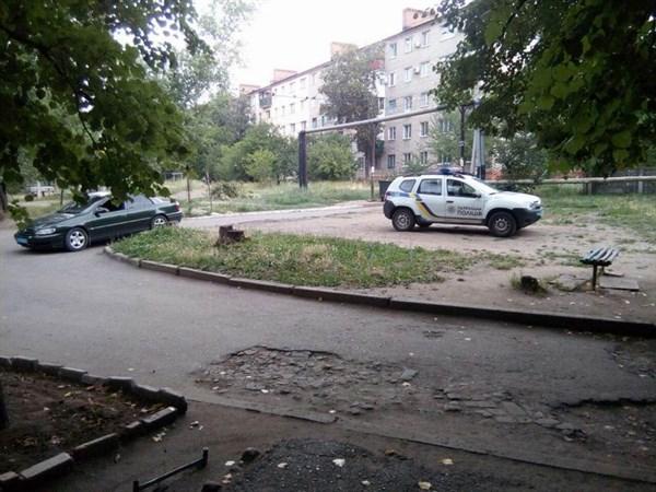 В Славянске из окна выпал полуторогодовалый ребенок