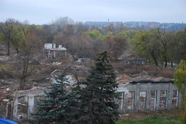 У бывшего завода «Металлист» в Славянске появился новый владелец