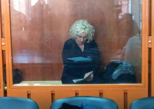 Самоотвод: коллегия райсуда Харькова отказалась рассматривать дело экс-мэра Славянска Нели Штепы