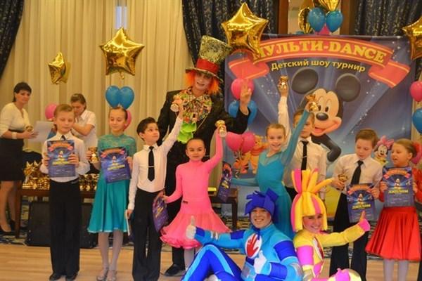 Славянский центр танцевальных искусств «Грация» провел в Донецке Всеукраинский детский шоу-турнир по бальным танцам