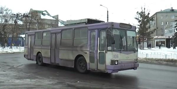 Проезд в славянских троллейбусах хотят повысить до 3 гривен