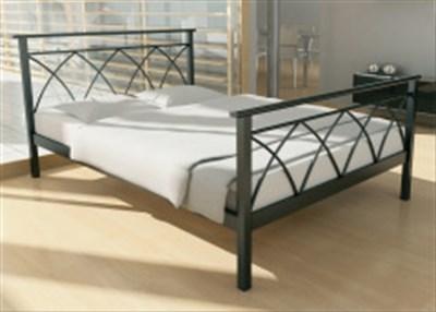 Металлическая кровать: надежность, долговечность, стиль