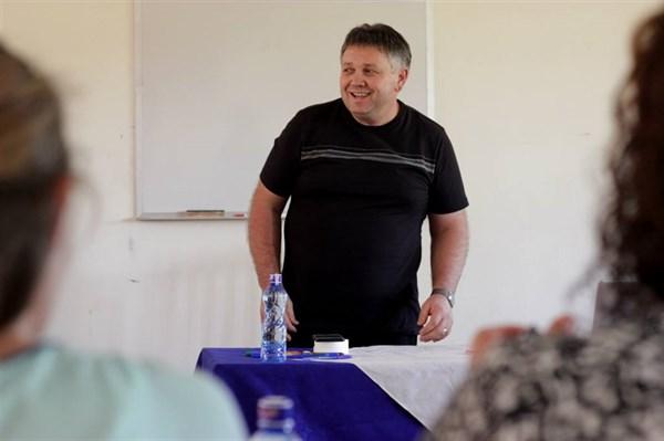 «Я живу в Славянске 30 лет - это место выглядит как пустырь»: Петр Дудник отреагировал на слова местных жителей о церковных «хотелках»