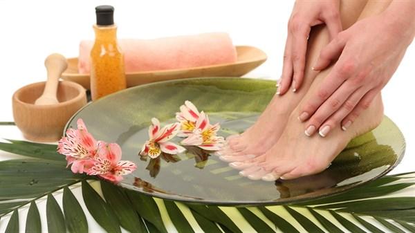Парафинотерапия ног - всегда ухоженные ножки