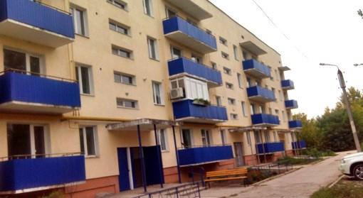 Переселенцам, проживающим в Донецкой области, за половину стоимости предлагают приобрести жилье в Славянске