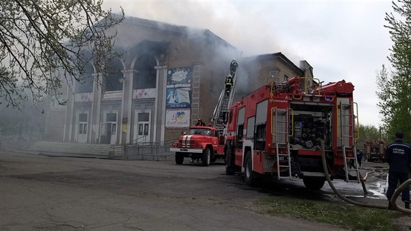 Сможет ли Славянск восстановить Дворец культуры у вокзала?