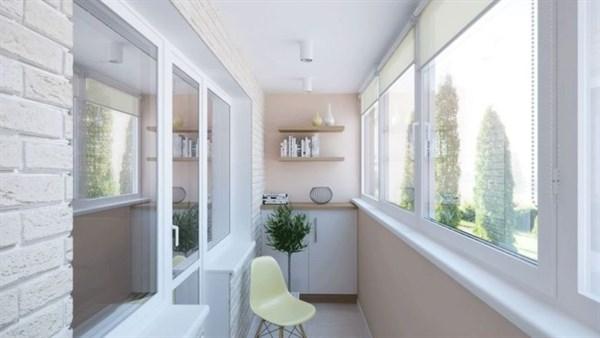 Балконы «под ключ»: интересные идеи для обустройства
