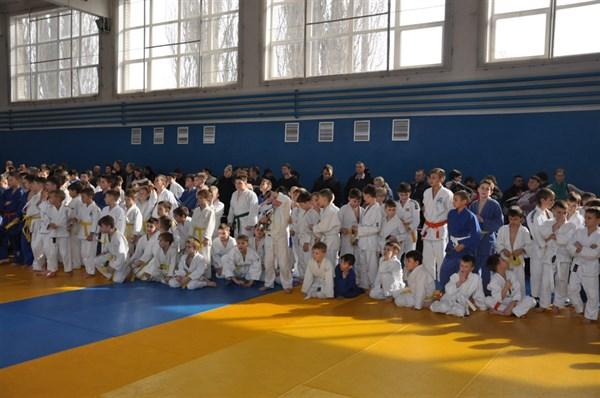 Школа дзюдо Славянска отпраздновала свое 35-летие (ФОТО)