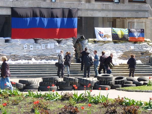 В Славянске состоялась сессия: Неля Штепа больше не мэр города, даже «для подписи»