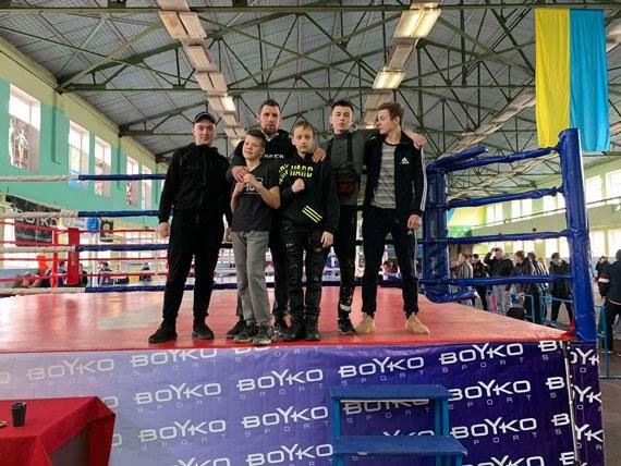Кикбоксеры из Славянска стали призерами чемпионата Украины