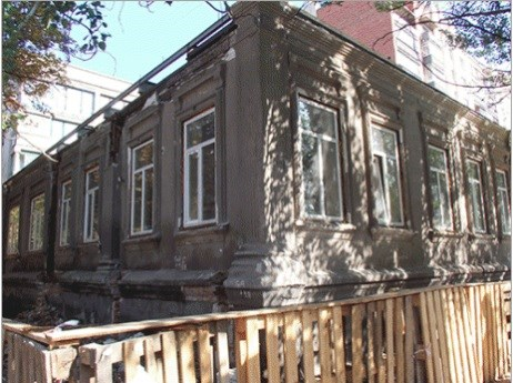 Бывшая районная библиотека Славянска станет магазином