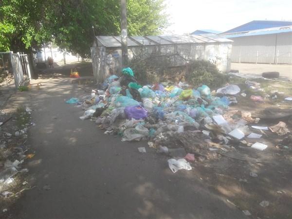 «Мне одному стыдно за наш город»: Славянск в одном фото