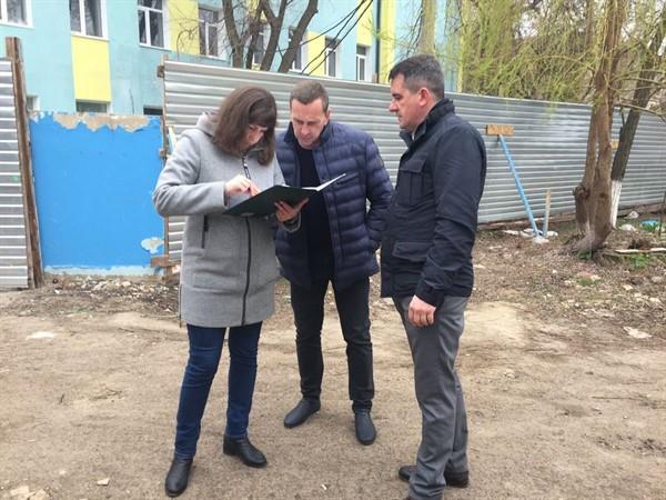 Ремонт больницы в Славянске близится к завершению