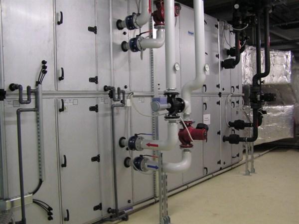 Системы кондиционирования и вентилирования: как заказать