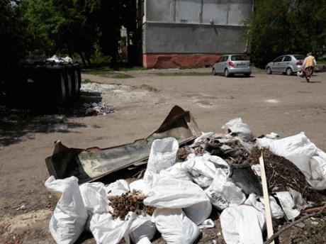 Цифра дня. Стало известно, сколько мусоровозов сломалось в Славянске за неделю