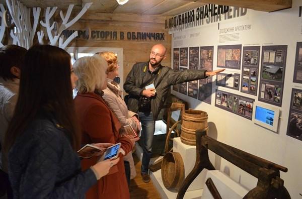Працівники музеїв Святогірська та Слов'янська побували на Івано-Франківщині