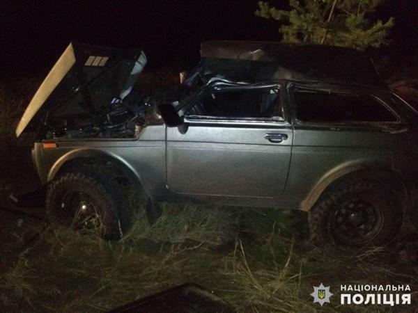 В Лиманском районе в результате ДТП один человек погиб, двое травмированы