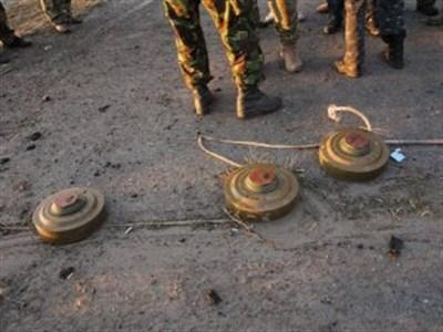 В Славянске, Краматорске, Мариуполе заложено больше всего мин