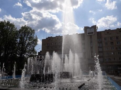 Фонтаны в Славянске: от самого старого до клумбы, где когда-то был водный каскад