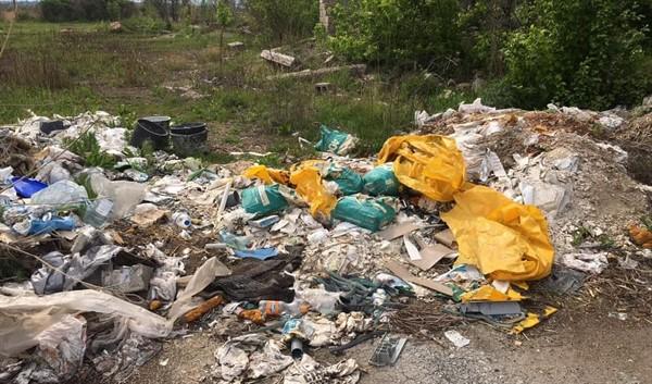 День окружающей среды: пора очищать Славянск от стихийных свалок