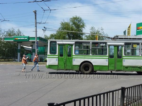 Возобновлено движение троллейбуса по маршруту №7, правда с небольшим НО