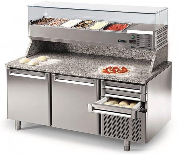 Столы для пиццы: функциональны и экономны