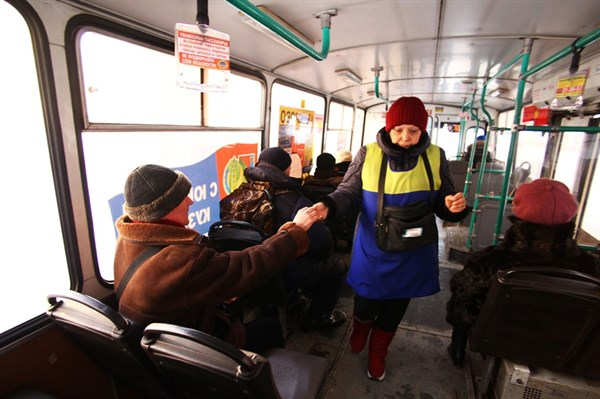 Стало известно, когда в Славянске пройдут общественные слушания по вопросу повышения стоимости проезда в городском транспорте