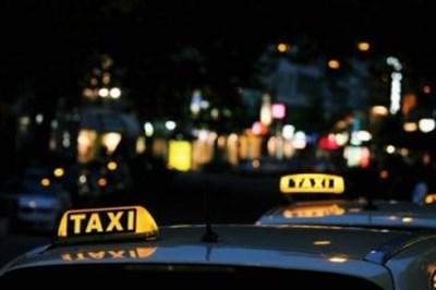 Заказать такси очень просто