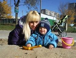 Малыш Глеб ждет маму дома и очень скучает: помогите жительнице Славянска  победить болезнь и вернуться домой к сыну
