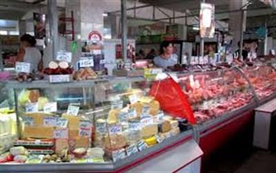 Обзор цен на рынке Славянска: свинина от 100 гривен, яйца от 22 грн